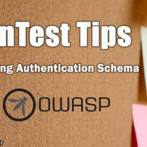 Pentest-Tips-OWASP