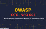 OTG-INFO-005