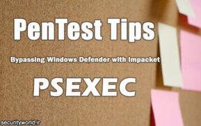 Pentest Tips impacket